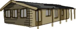 Groepsverblijf Charme Camping Hartje Groen