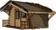 Trekkershutten Charme Camping Hartje Groen